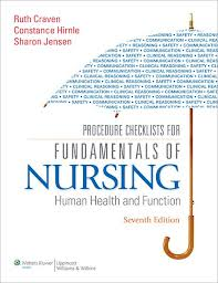 Fundamentals of Nursing Human Health anf Function Seventh Edition