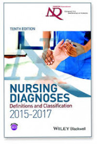 Image of Nanda International Nursing Diagnoses: Definitions and Classification 2015-2017 Tenth Edition